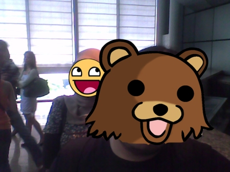 Awesome pedobear