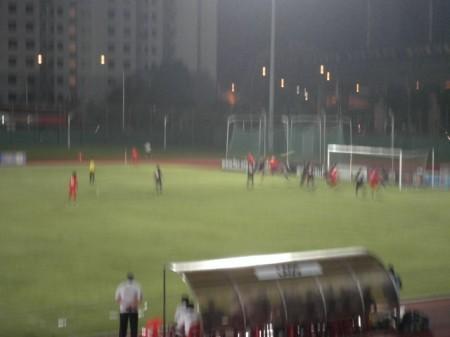 Gol pertama oleh Noh Alam Shah