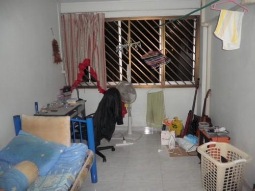 Kamar agak bersih 2
