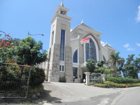 Roman Catholic church of St Peter