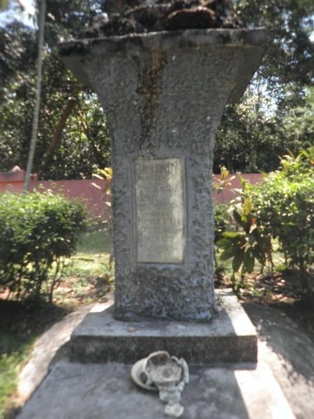 Humanity Memorial Statue